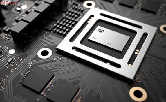 Project Scorpio está sendo um lançamento de console muito diferente dos outros