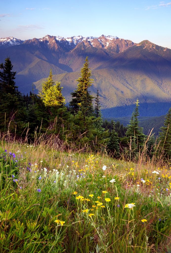 Olympus Mountain and National Park