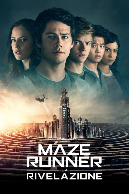 Maze Runner: The Death Cure Full Movie Streaming Online in HD-720p Video Quality