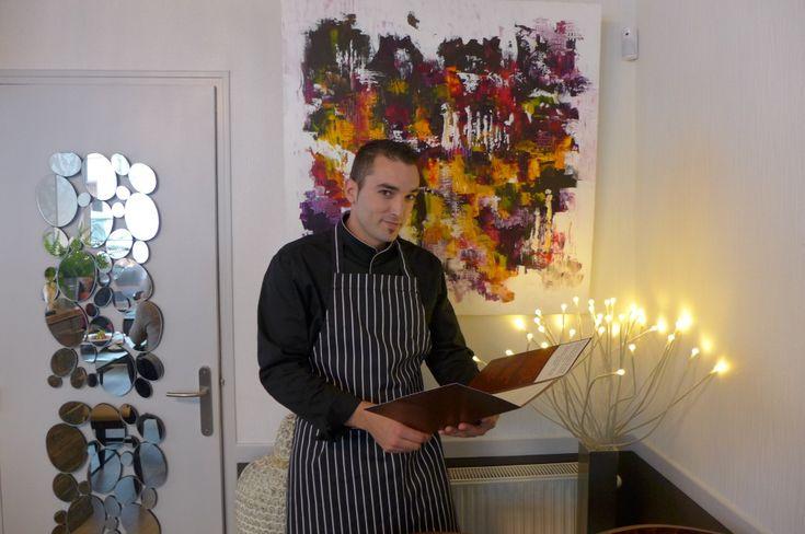 Rémy Hentzen à l'Instant Gourmand (Evian-les-Bains)