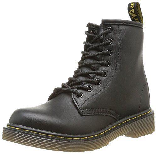 DR MARTENS J Boot Softy T - Botas de cuero Infantil: Amazon.es: Zapatos y complementos