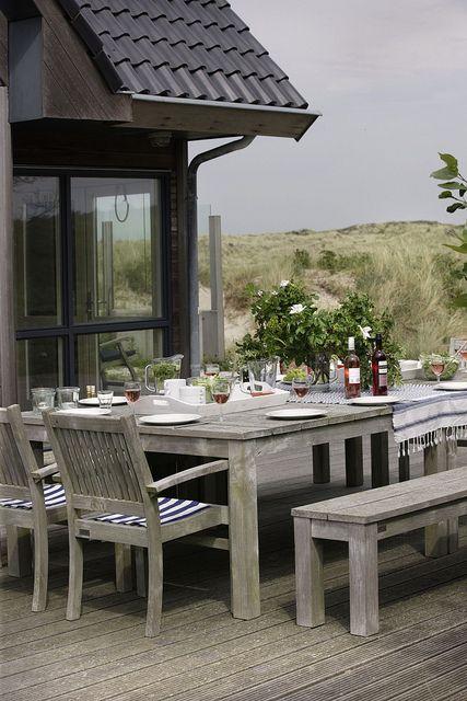 Zeewind, Vlieland - prachtig huis tot 16 personen- van alle gemakken voorzien incl sauna, zonnebanen, kookeiland , kinder spullen etc etc