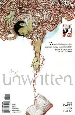 The Unwritten - Wikipedia, the free encyclopedia