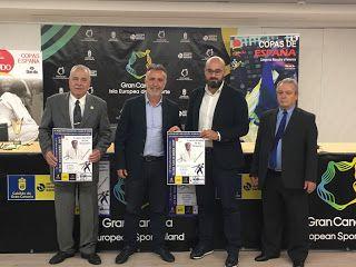 TIEMPO DE DEPORTE: Supercopa de España de judo y Torneo internacional...