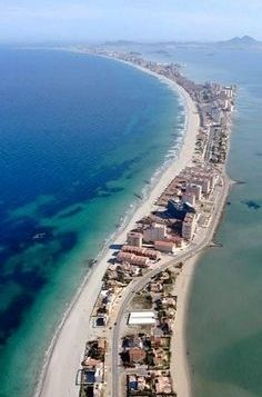 La Manga del Mar Menor, Murcia, Spain