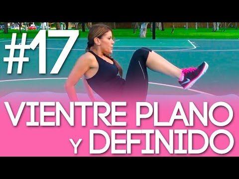 M Luce un Vientre Plano Y Definido Con La Rutina #17 del Reto Quemando Y Gozando - YouTube