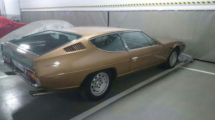 Find in Garage Lamborghini Espada Madrid Spain / Sale