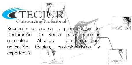Elaboramos su Declaración de Renta como Independiente o Trabajador  Es usted independiente o trabajador, y está obligado a   Declarar Renta, nosotros la elaboramos  y presentamos  http://tecjur.blogspot.com.co/2017/07/elaboramos-su-declaracion-de-renta-como.html