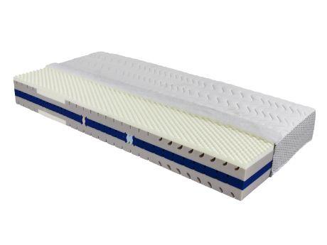 Aktivní pěnová matrace Celtex - Sofia Comfort vyrobená ze studené pěny s vrstvou líné pěny. / Active foam mattress Celtex - Sofia Comfort made of cold foam with a layer of lazy foam. #foam #mattress #penova #matrace #celtex #jmp #sleep #spanek