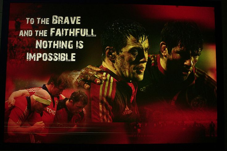 Munster Rugby Museum, Limerick #poster
