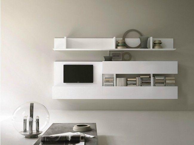 Anbau  Wohnwand Aus MDF VITA By MDF Italia Design Massimo Mariani, Aedas R  | Zukünftige Projekte | Pinterest | Praktisch Und Möbel