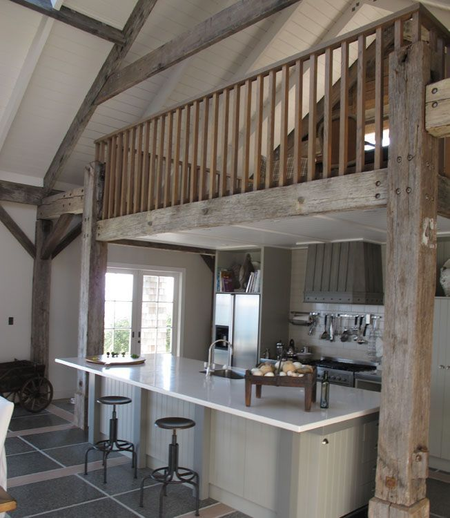 17 best ideas about barn house interiors on pinterest barn houses modern barn house and barn - Barn house decor ...