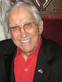 "Edward Leo Peter ""Ed"" McMahon, Jr. (1923-2009). American Entertainer best known for hosting ""Star Search"". No grave site. Was cremated."