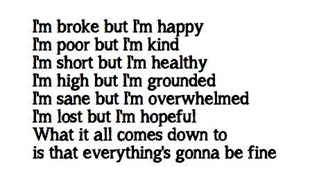 Hand on my pocket lyrics