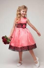 Image result for vestidos para damas de 15 color coral