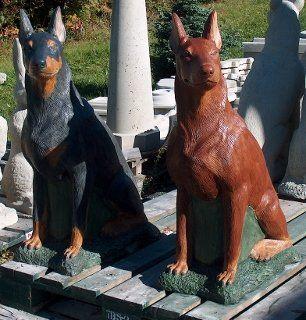 45 Best Concrete Dog Garden Statues Images On Pinterest Cement