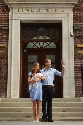 William & Kate Introduce Royal Baby Boy