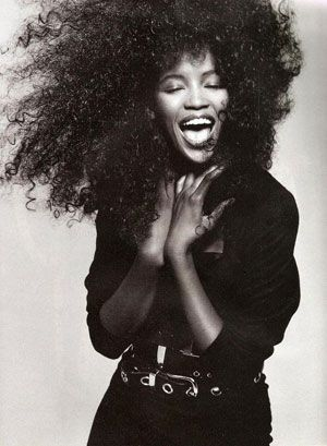 Naomi Campbell, still at 40 + one of the most beautiful women in the world