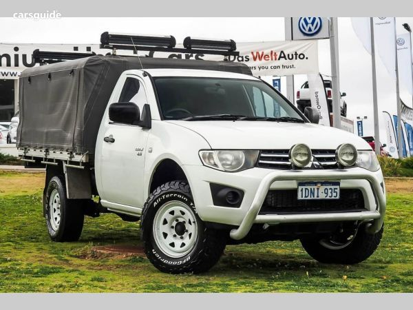 2010 Mitsubishi Triton Glx 4x4 For Sale 14 500 Manual Ute