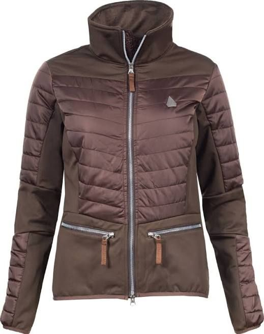 horse riding jacket brown