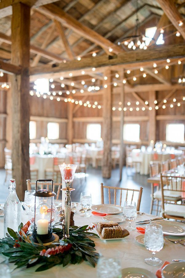 Rustic Michigan Wedding Venues: Zingerman's Cornman Farms