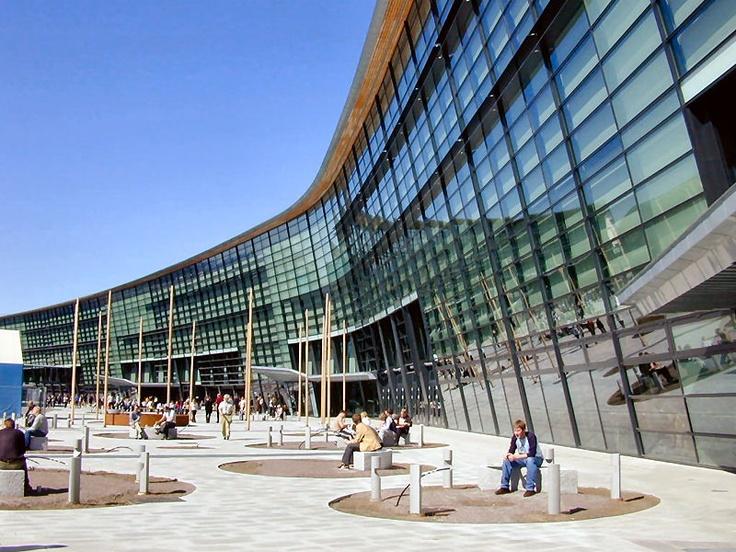 Telenor Headquarters, Oslo, Norway