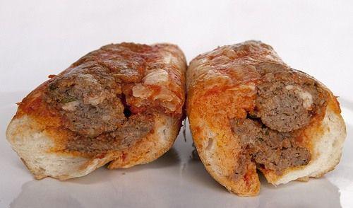 ... Wanna Try | Pinterest | Meatball Subs, Best Meatballs and Manhattan