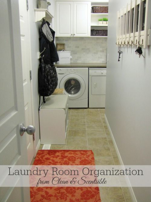 Great Laundry Room Organization And Design Ideas Clean