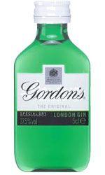 Gordons London Dry Gin Miniature 5cl Miniature