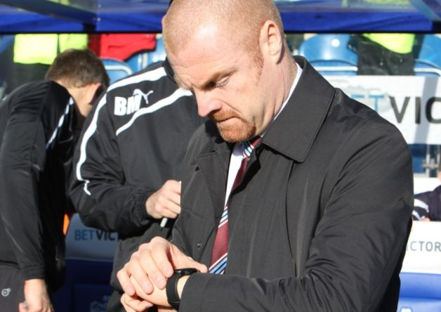 Burnley are out to bust another hoodoo at derby rivals Blackburn Rovers on Sunday