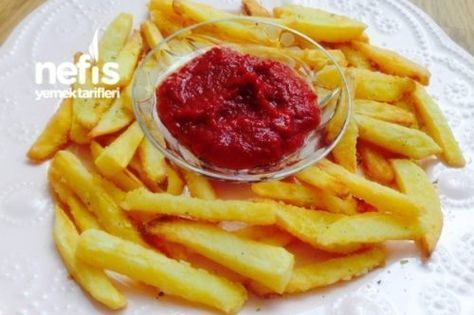 Çıtır Çıtır Patates ( Denemeyen Kalmasın ) Tarifi