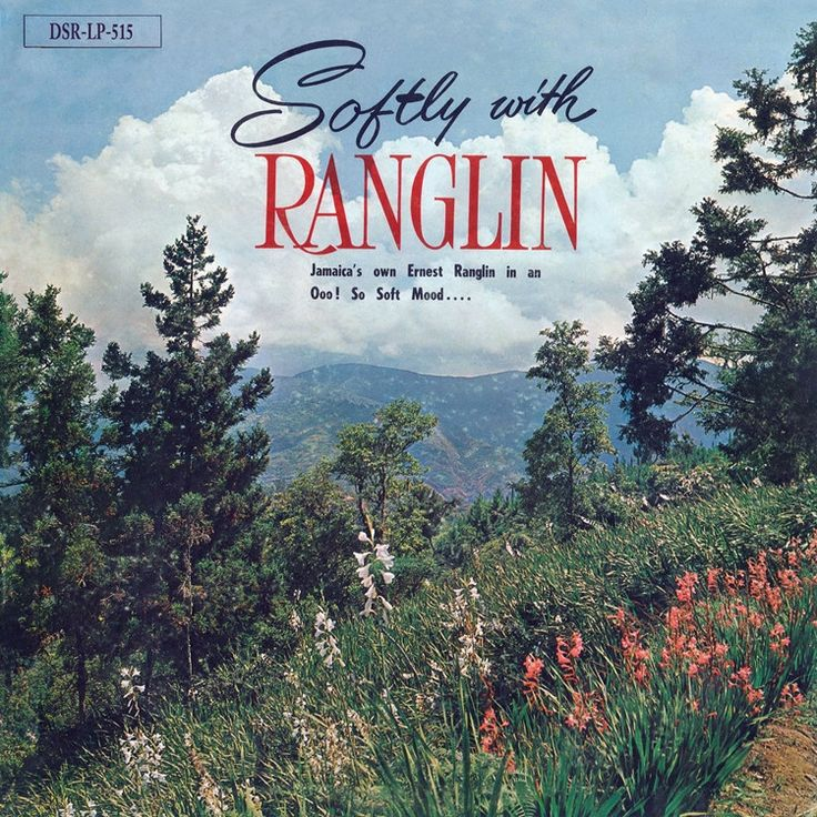 Ernest Ranglin - Softly With Ranglin on LP