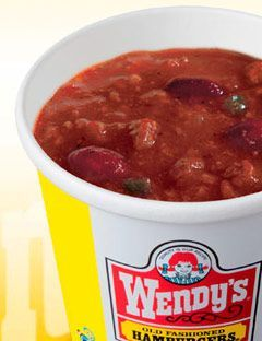 Wendy's Chilly