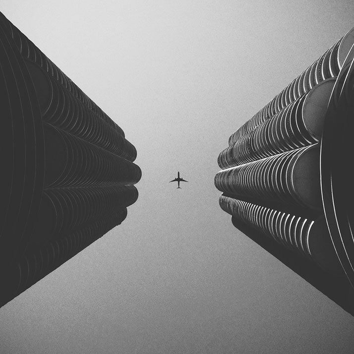 Beyond Selfies: iPhone Photography Awards Announces its Winners for 2014  / photo © COCU LIU Chicago, IL United States 3rd Place - Architecture. / http://www.yatzer.com/2014-ippawards-winners