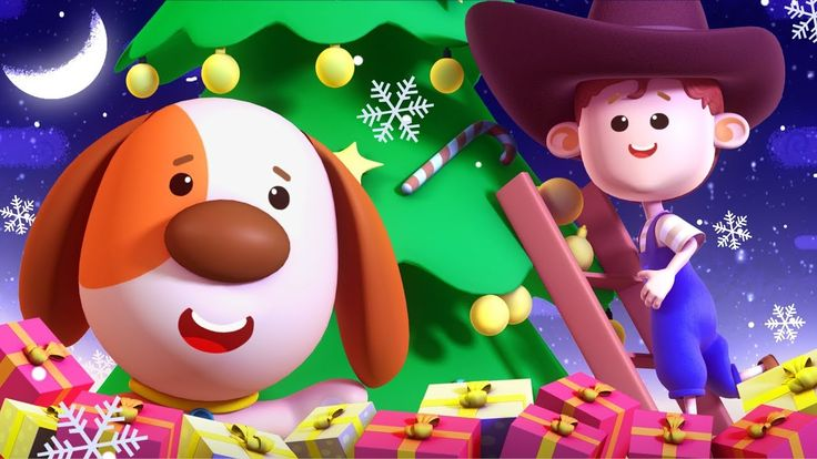 Little Eddie | We Wish You A Merry Christmas | Kids Rhymes | Videos For Children by Kids Tv