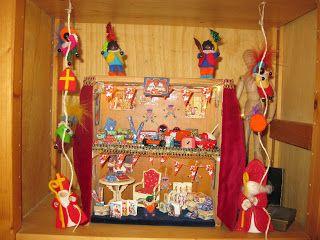 Sinterklaaspoppenhuis