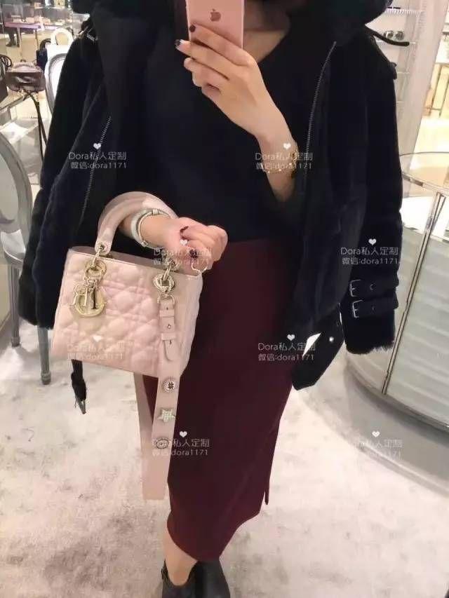 e17da5d6f3a Dior Lady Dior bag pink | Things to Wear in 2019 | Lady dior, Dior, Bags