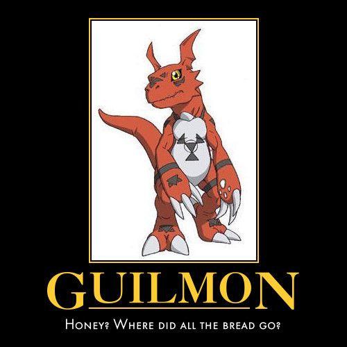 Digimon-Guilmon 01 by Jd1680a on DeviantArt