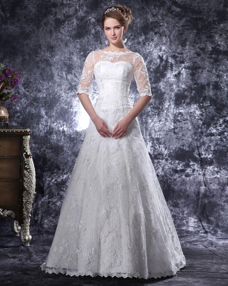 56 best Wedding dresses! images on Pinterest | Gown ...