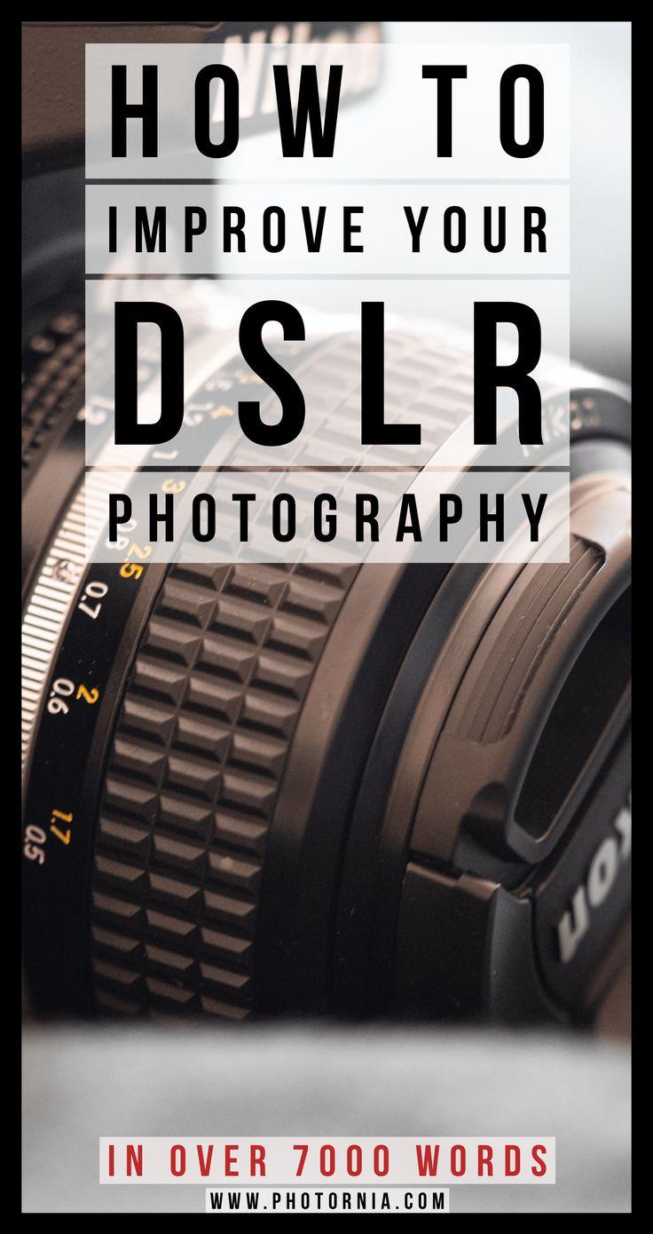 Ein komplexer und detaillierter Beitrag zur Verbesserung Ihrer DSLR-Fotografie in über 7000 …   – DSLR camera for beginners