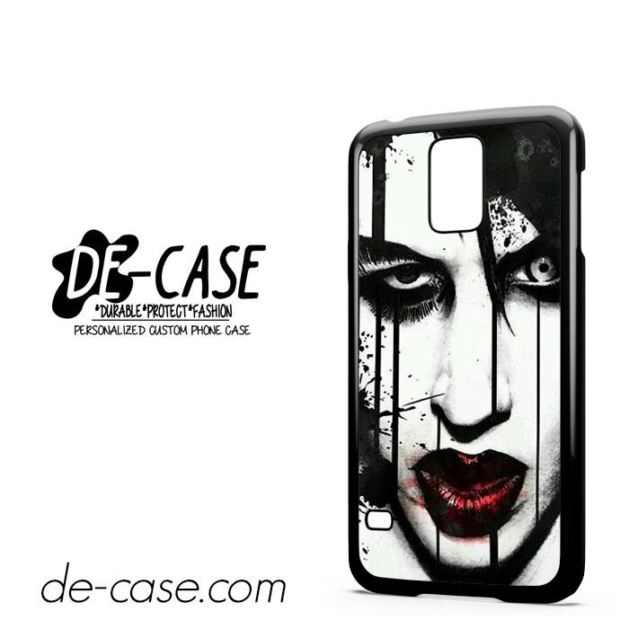 Maryln Manson DEAL-6977 Samsung Phonecase Cover For Samsung Galaxy S5 / S5 Mini