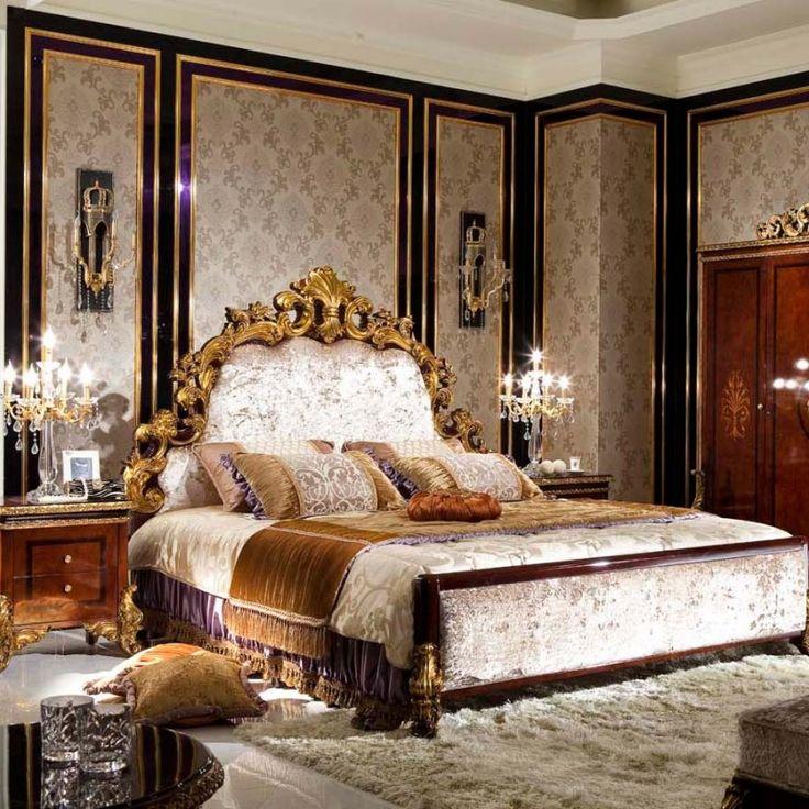 schlafzimmer capri nussbaum - Faszinierend Italienische Schlafzimmer Design
