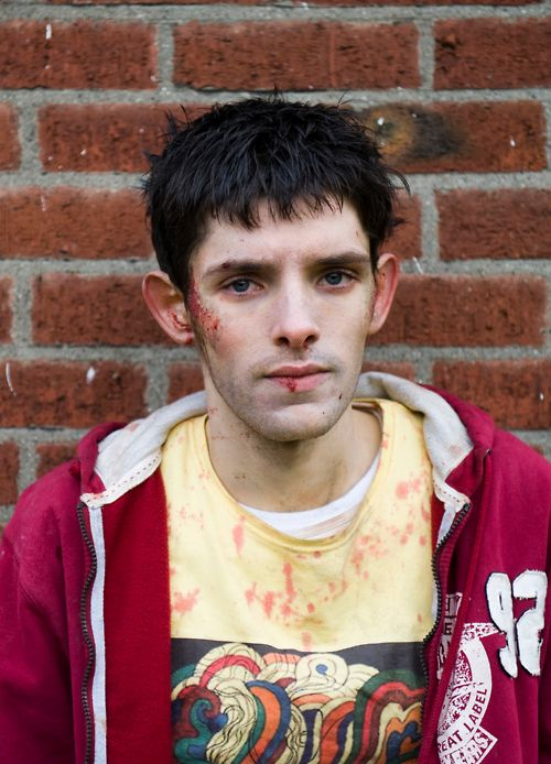 Cathal O'Regan aka Colin Morgan such a great actor. (Merlin)