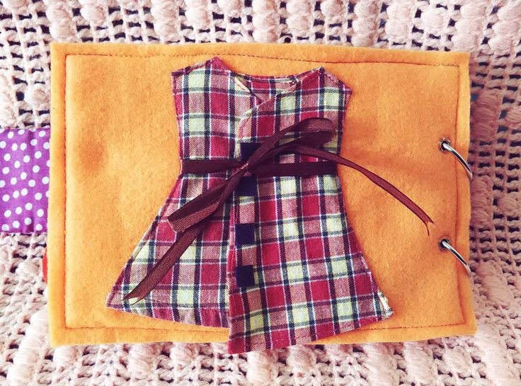 Activity 5 - How to wear my dress/shirt?  * Buttoning your shirt * Tie the perfect bow #busybook