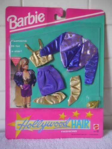Barbie Hollywood Hair Fashions