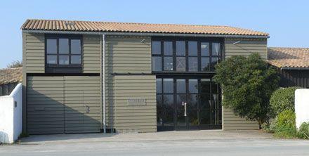 visuel de la façade de l'atelier en vente à Ars en ré