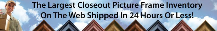 Great Deals at Frame Closeouts Framecloseouts.frameusa.com is the absolute best place on the internet to order cheap picture frames with the same American-made quality standard that youve come to expect from our main site, FrameUSA.com. What do you define as a closeout frame? Our closeout picture frames are classified as