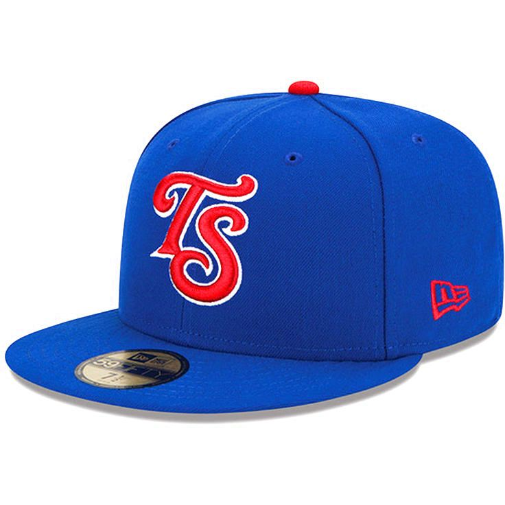 Tennessee Smokies New Era Authentic Collection On Field 59FIFTY Fitted Hat - Royal - $23.99