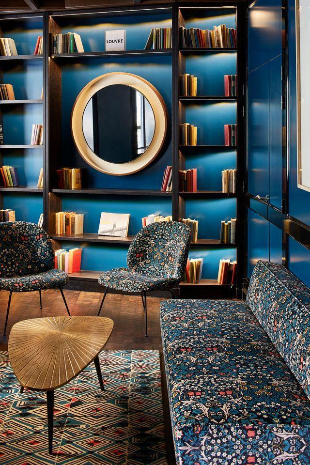 Le Roch Hôtel U0026 Spa Paris Décoré Par Sarah Lavoine