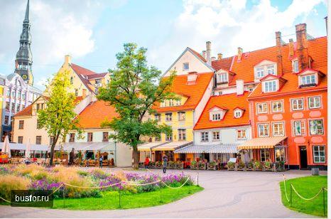 Отдых в Латвии : Рига и Даугавпилс